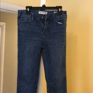 Bullhead High Rise Skinniest Jeans